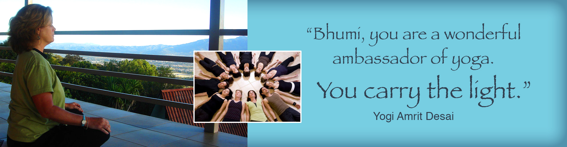 Bhumi's Yoga